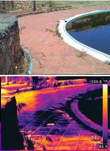 Detecci n y reparaci n de fugas de agua grupo - Deteccion de fugas de agua en piscinas ...